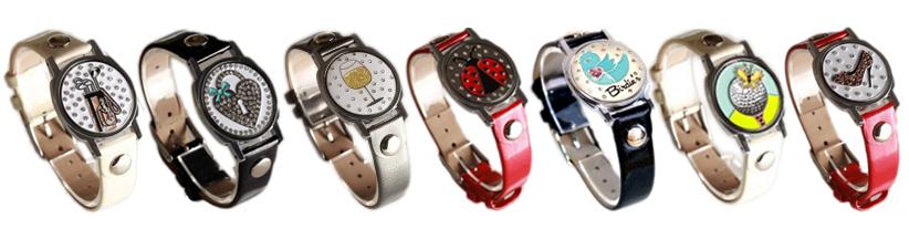 Ball Marker Bracelets Pink Golf Tees