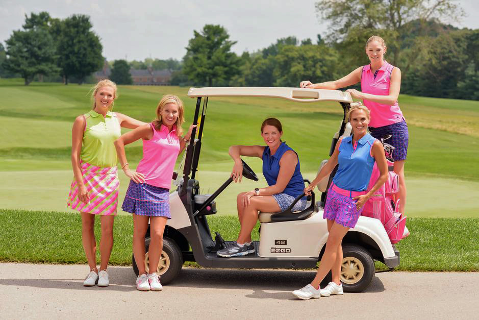bd1acf75e16 Bottom line - we think that you'll love these clothes and you'll look great  and feel great while wearing them! #birdies & bows · #ladies golf apparel  ...